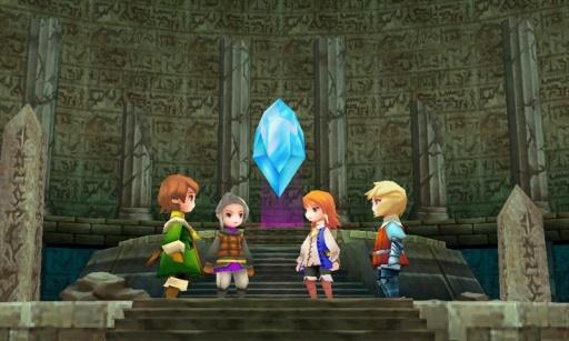 最终幻想III截图4