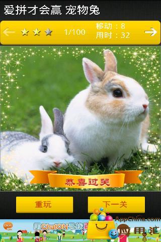 爱拼才会赢 宠物兔截图2
