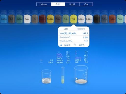 虚拟化学实验室截图2