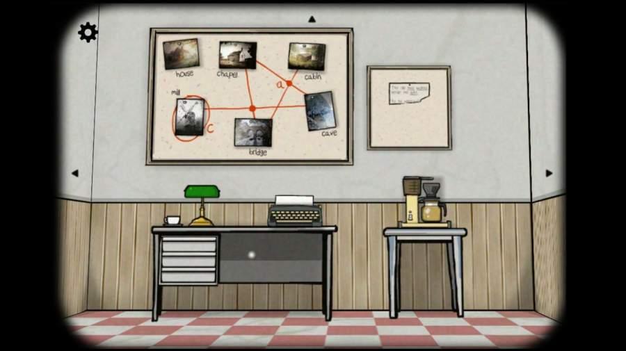 方块逃脱:23号案件截图0