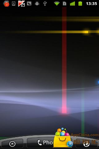 HTC Sense桌面