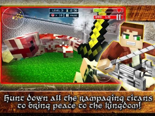 方块王国侵略战截图2