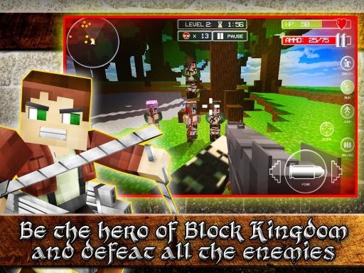 方块王国侵略战截图4