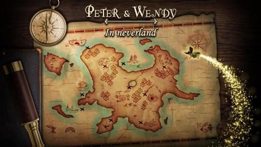 彼得·温蒂的梦幻岛截图0