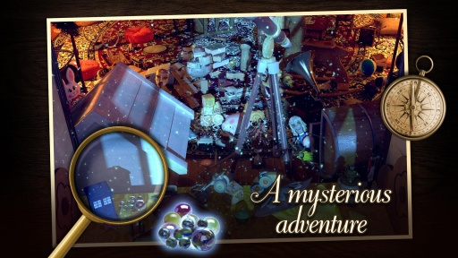 彼得·温蒂的梦幻岛截图1