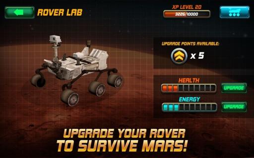 火星探索车3D