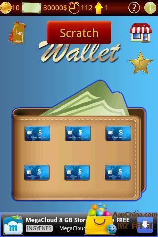 【免費益智App】拉斯维加斯彩票刮刮-APP點子