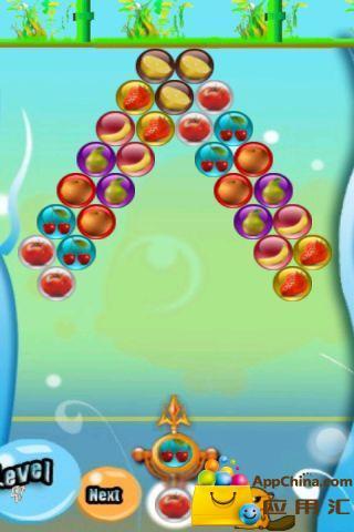 卡哇伊水果泡泡龙截图1