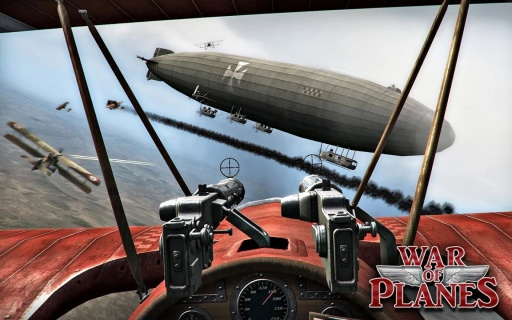 红男爵:空战截图4