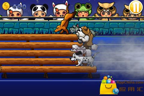 狗狗运动会