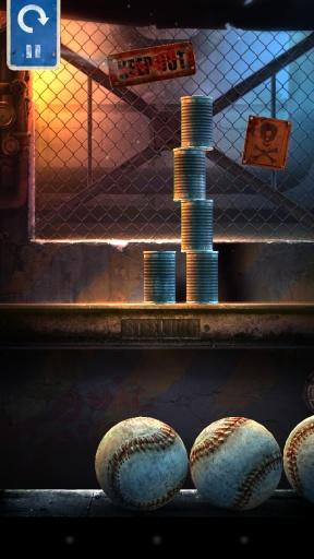 击倒铝罐3截图3