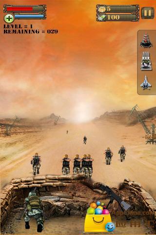 基地战争:背水一战