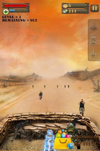 基地战争:背水一战截图3