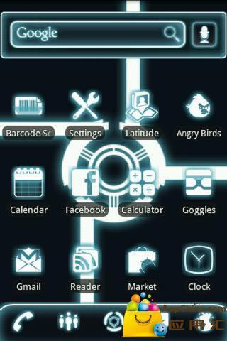 光晕主题|玩工具App免費|玩APPs
