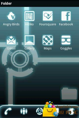 玩免費工具APP|下載光晕主题 app不用錢|硬是要APP