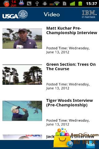 玩免費新聞APP|下載美国高尔夫公开锦标赛 app不用錢|硬是要APP