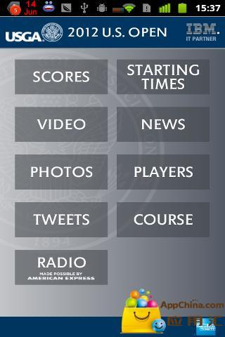 【免費新聞App】美国高尔夫公开锦标赛-APP點子