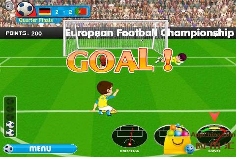 欧洲杯任意球截图3
