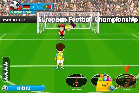 欧洲杯任意球截图4