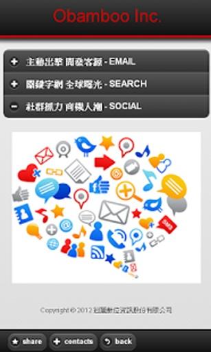 社群網行銷截图1