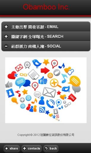 社群網行銷截图4