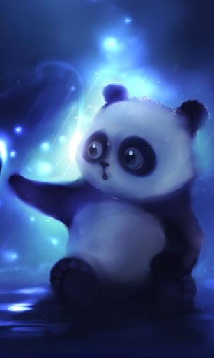 超萌熊猫主题截图3