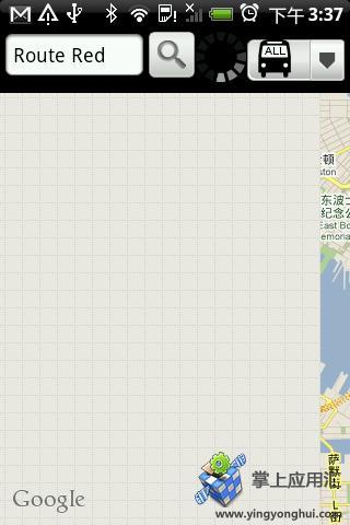 波士顿巴士地图截图1
