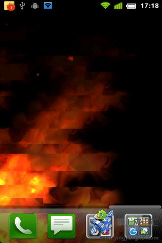 火焰动态壁纸