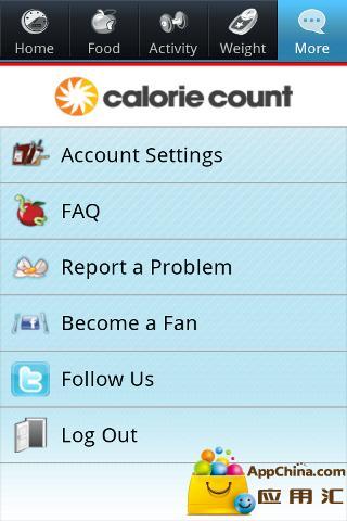 【免費生活App】卡路里计算器和跟踪器-APP點子