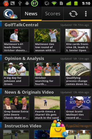 移动高尔夫