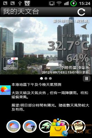 App Shopper: iWeather HK (Weather)