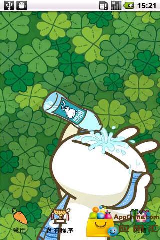 YOO主題-兔斯基的春天截圖1