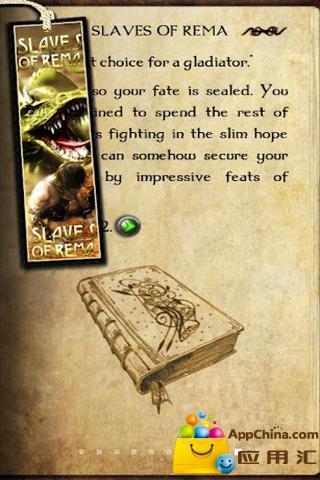 游戏书冒险3:认识奴隶截图2