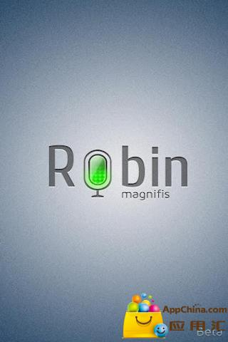 Robin生活助手