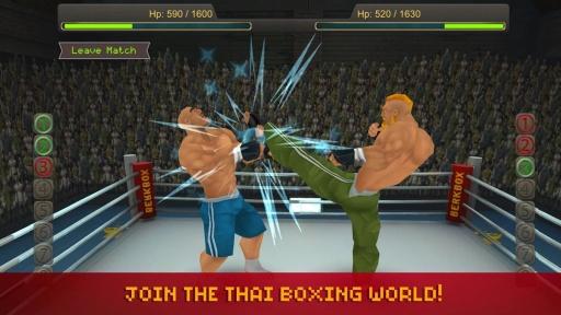 泰拳格斗比赛截图1