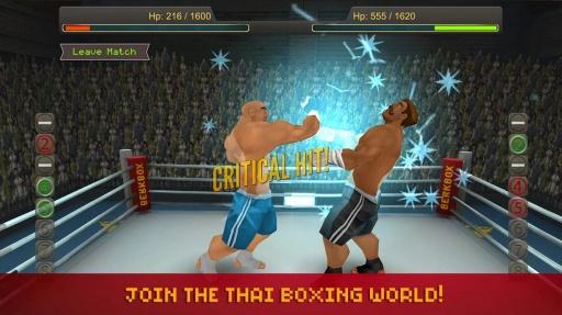泰拳格斗比赛截图4