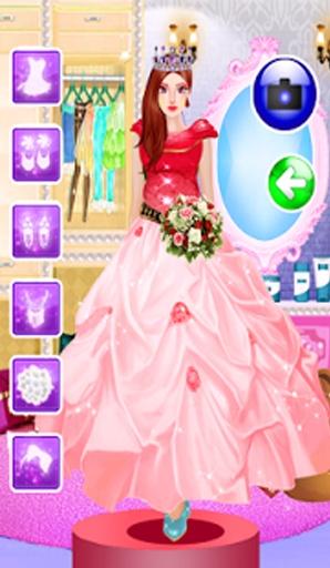 怀孕的女孩婚礼游戏截图4