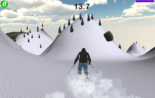 滑雪模拟器截图2