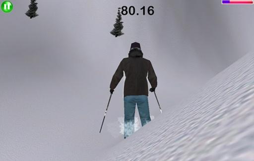 滑雪模拟器截图3