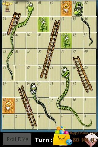 玩免費棋類遊戲APP|下載Snake And Ladder app不用錢|硬是要APP