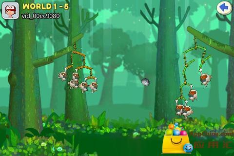 玩益智App|猴子也疯狂免費|APP試玩