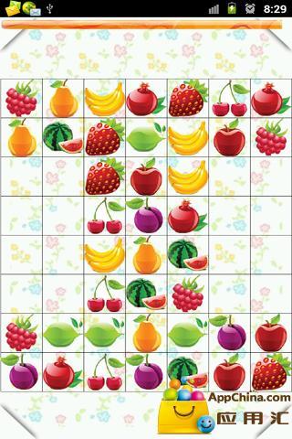 水晶果果连连看截图0