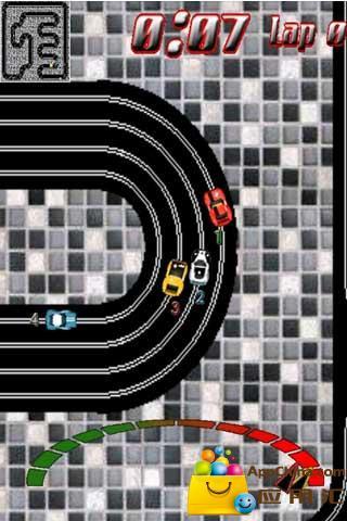 轨道疯狂轨道赛车截图1