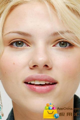 【免費個人化App】Scarlett Johansson HD HQ LWP-APP點子