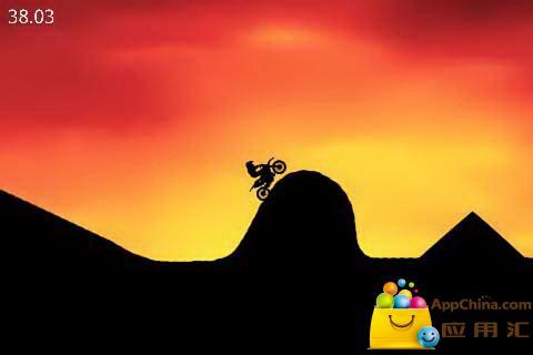【免費賽車遊戲App】黑夜骑士-APP點子