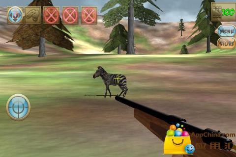 3D狩猎:非洲民兵 3D Hunting: African Militia截图2