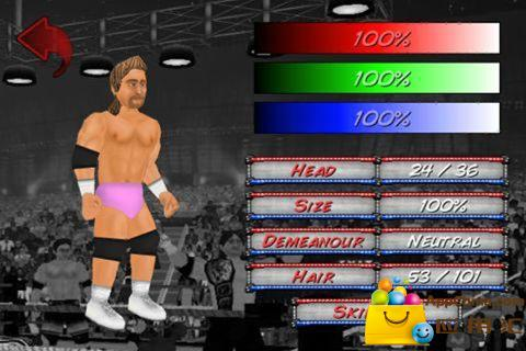 Wrestling Revolution 3D (Pro)(iPhone/iPad)下载_攻略_苹果游戏免费 ...