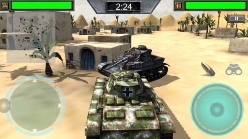 战争世界坦克2