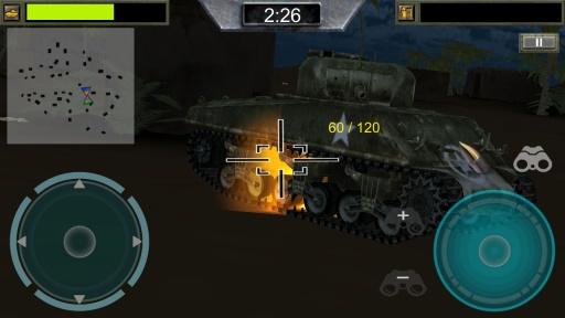 战争世界坦克2截图1