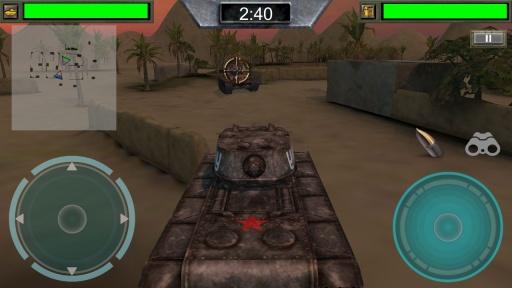 战争世界坦克2截图4